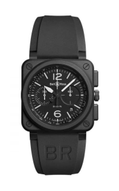 Browse Bell and Ross BR03-94 Black Matte Ceramic Watches