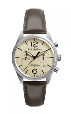 Chronograph BR126 Original Beige product image