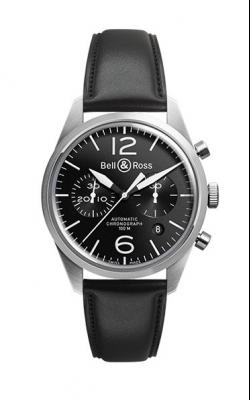 Chronograph BR126 Original Black product image