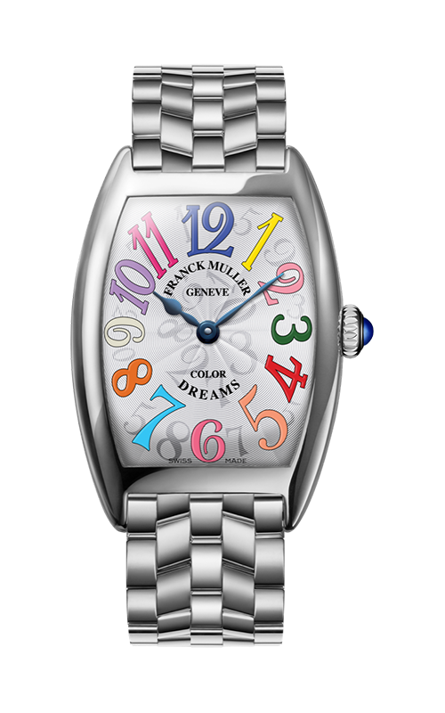 Franck Muller Cintree Curvex Watch 1752 QZ COL DRM AC O product image