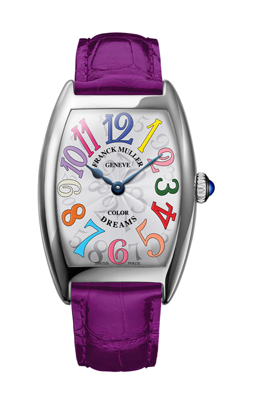Franck Muller Cintree Curvex Watch 1752 QZ COL DRM AC BC product image