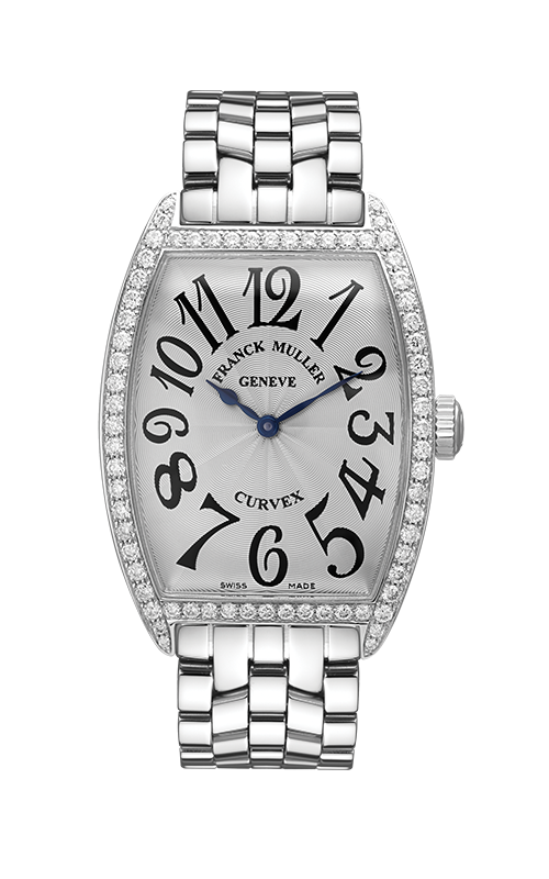 Franck Muller Cintree Curvex Watch 2852 QZ DP ACB ACE product image