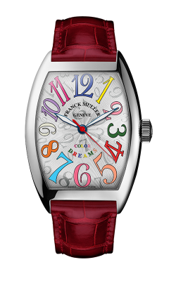 Franck Muller Cintree Curvex Watch 5850 SC COL DRM AC product image