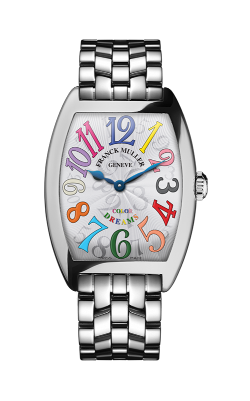 Franck Muller Cintree Curvex Watch 7502 QZ COL DRM AC O product image