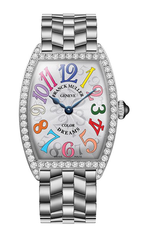 Franck Muller Cintree Curvex Watch 7502 QZ DO COL DRM AC O product image