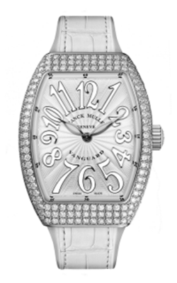Franck Muller Lady Vanguard Watch V 32 QZ D AC product image