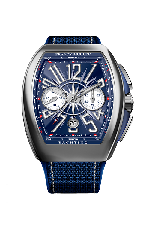 Franck Muller Vanguard Watch V 45 CC YACHT AC BL product image