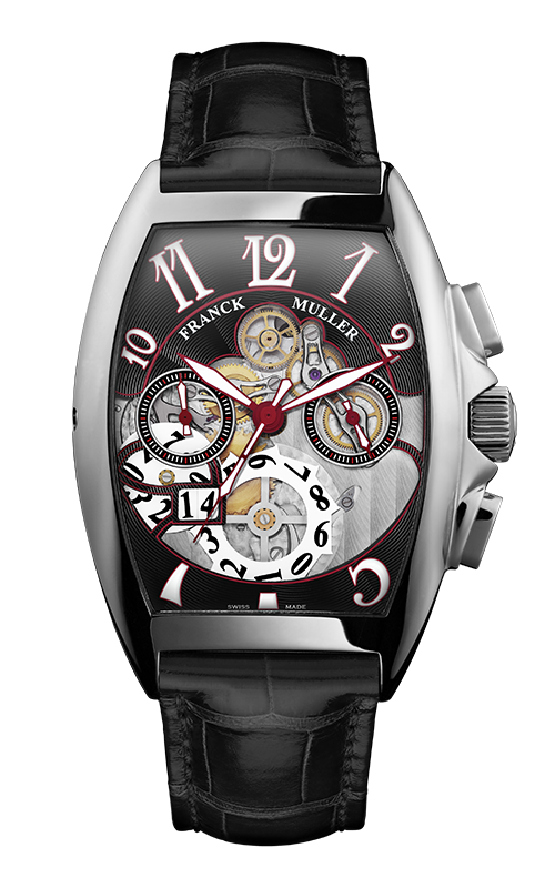 Franck Muller Cintree Curvex Watch 8083 CC GD FO AC product image