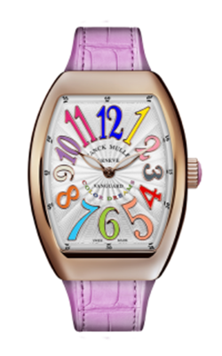 Franck Muller Lady Vanguard Watch V 32 QZ COL DRM 5N product image