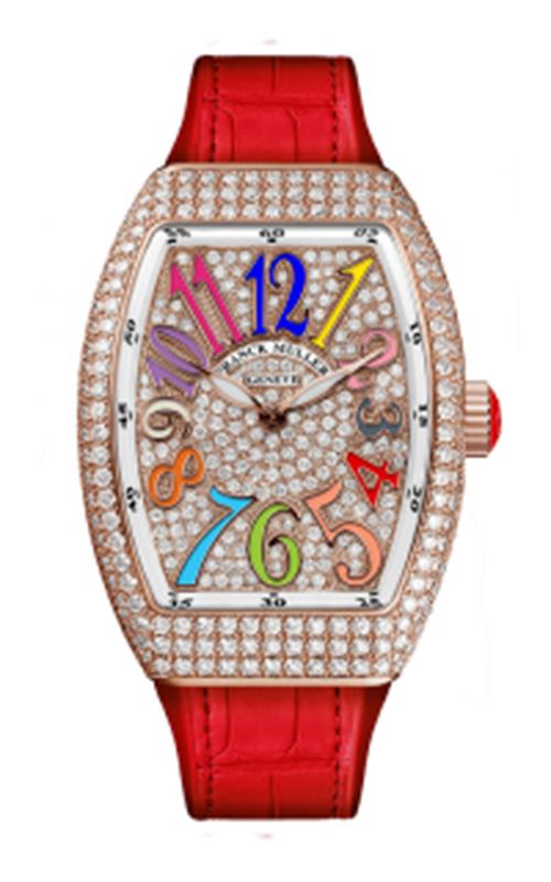 Franck Muller Lady Vanguard Watch V 32 QZ COL DRM D CD product image