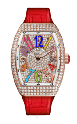 Franck Muller Lady Vanguard Watch V 32 QZ COL DRM D CD product image