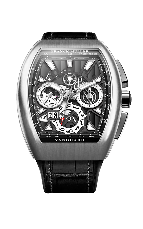 Franck Muller Vanguard Watch V 45 CC GD SQT AC product image