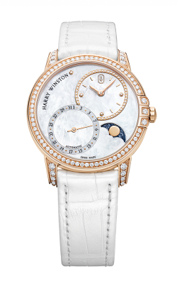 Harry Winston Midnight Watch MIDAMP36RR001 product image