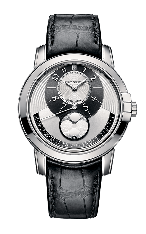 Harry Winston Midnight Watch MIDAMP42WW001 product image