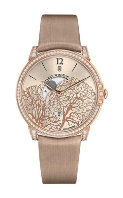 Harry Winston Midnight Watch MIDQMP39RR001 product image