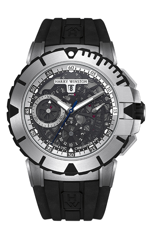 Harry Winston Ocean Sport Watch OCSACH44ZZ002 product image