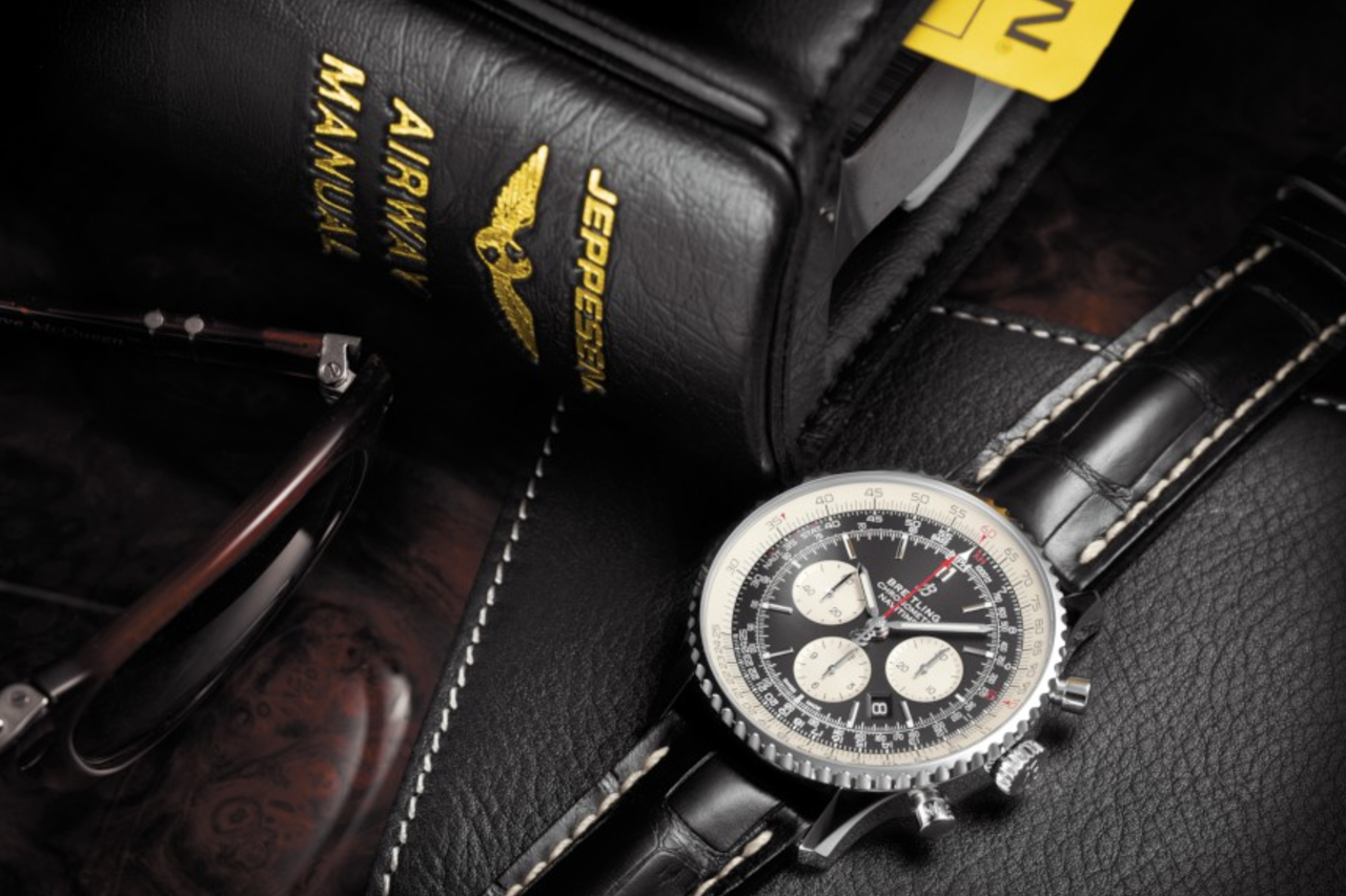 Designer Spotlight: The Swiss Precision of Breitling