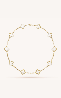 Van Cleef & Arpels Vintage Alhambra® Necklace product image
