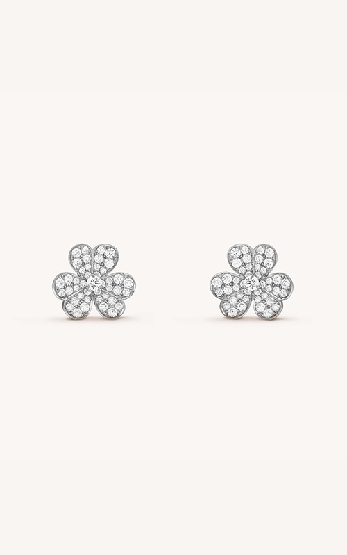Van Cleef & Arpels Frivole™ Earrings product image
