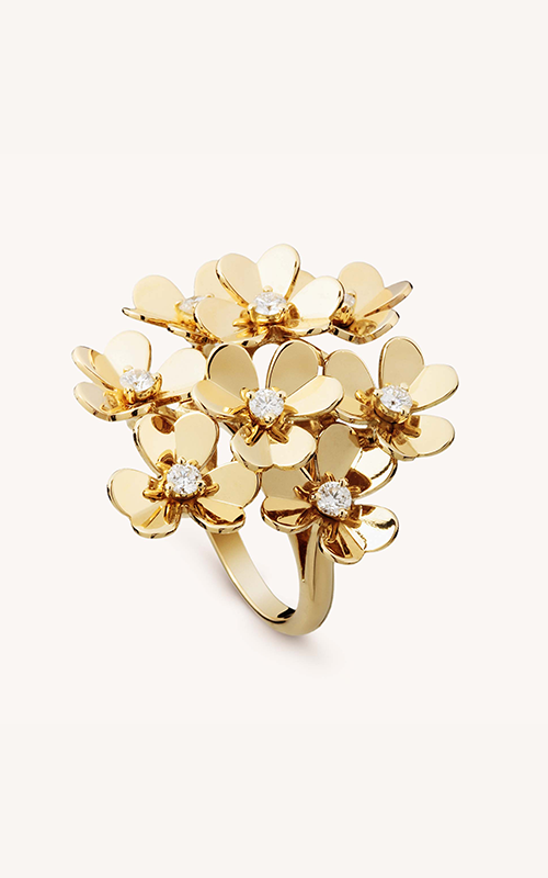 Van Cleef & Arpels Frivole™ Ring product image