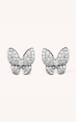Van Cleef & Arpels Two Butterfly Earrings product image