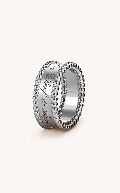 Van Cleef & Arpels Perlée™ Signature Ring product image