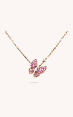 Van Cleef & Arpels Two Butterfly Pendant product image