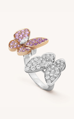 Van Cleef & Arpels Two Butterfly Ring product image