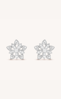 Van Cleef & Arpels Lotus Openwork Earrings  product image